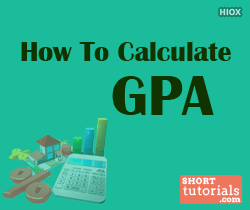 Calculate GPA